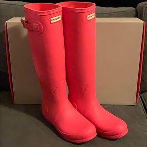 Hunter Rain Boots Size8